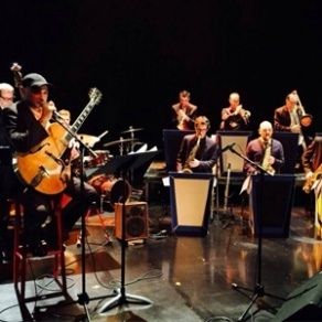 Vignette du groupe Mistez Oz Big Band